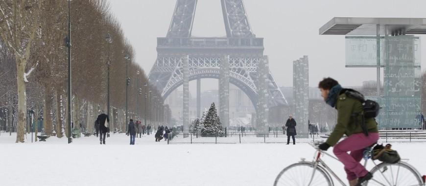 France en hiver
