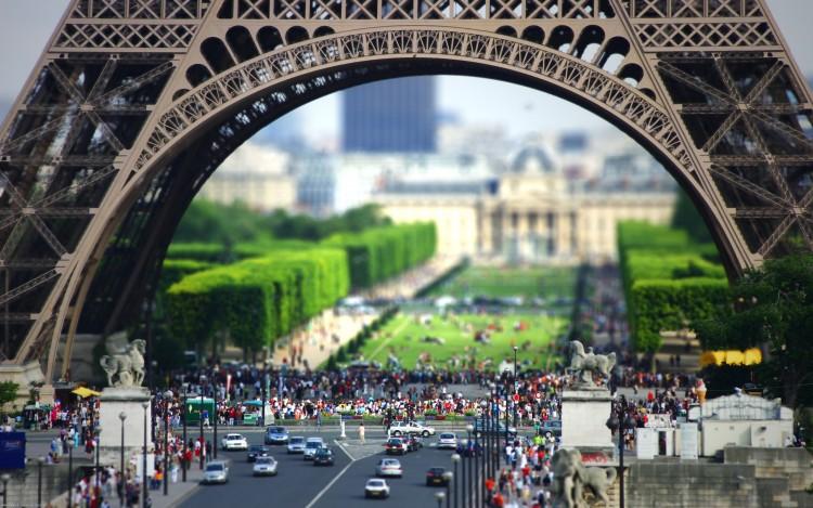 Paris qui ne dort jamais