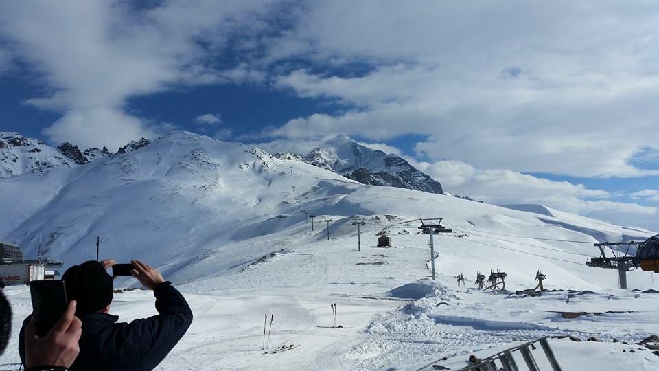 les Alpes de France