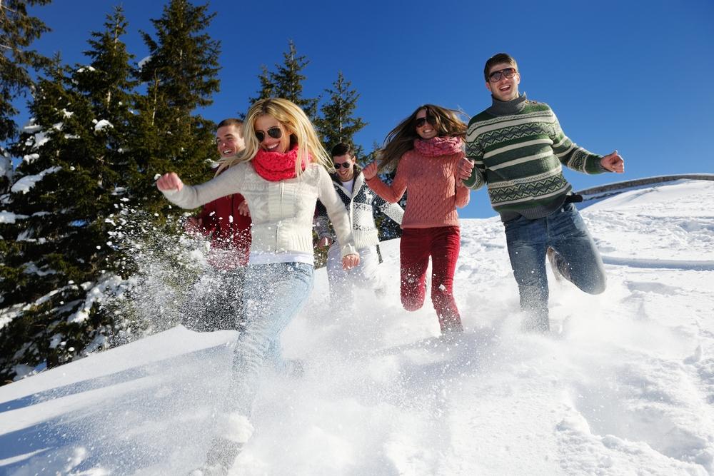 printemps de ski