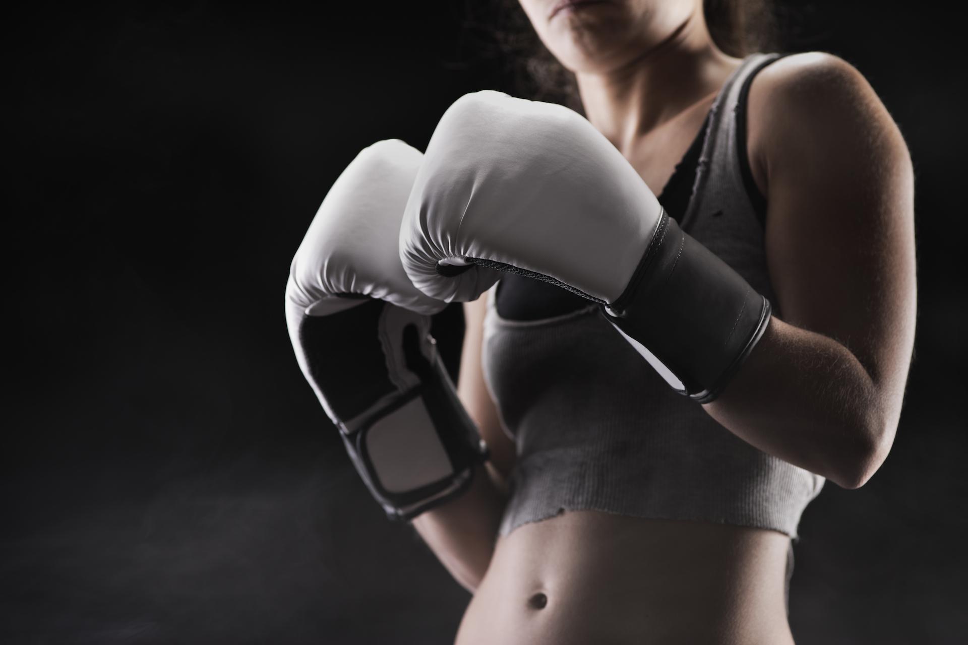 kick boxin femme de qualité