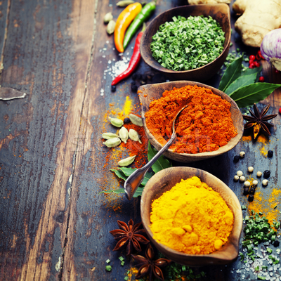 gastronomie india