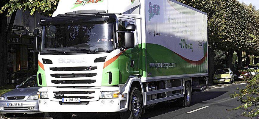 Le GNV : un carburant alternatif