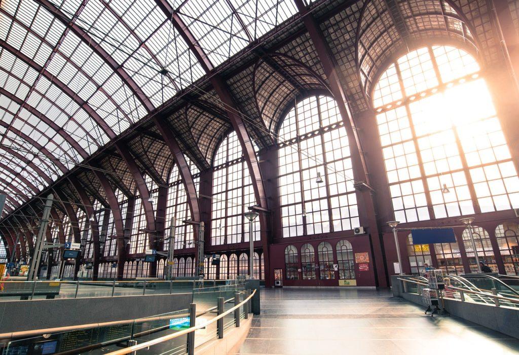 Gare Belgique