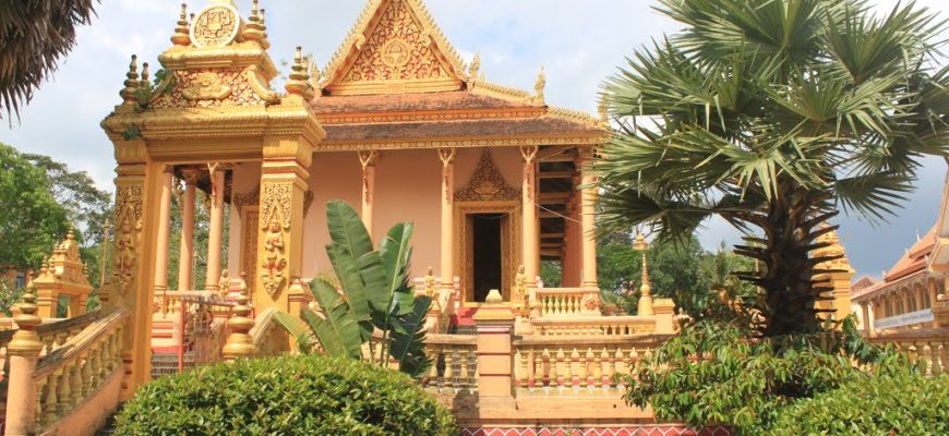 Un voyage culturel en Asie , visiter le temple Khleang