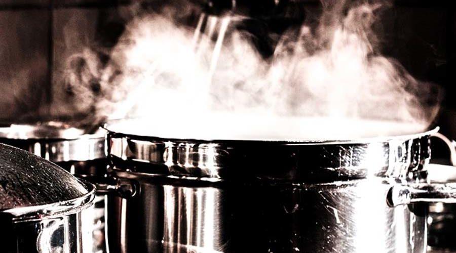 Quelques techniques de cuisson à l'eau