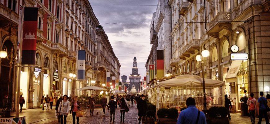 Milan et ses multiples facettes